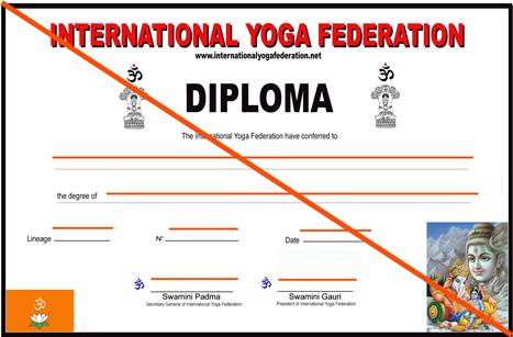 Yoga Alliance International Registry Alliance Internationale De Yoga Registry